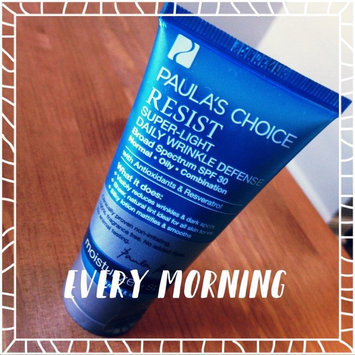 Photo of Paula's Choice Resist Super-Light Daily Defense SPF 30 Tinted Matte Moisturizer with Antioxidants and Resveratrol - 2 oz uploaded by Sara P.