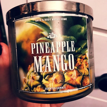 Photo of Bath & Body Works Pineapple Mango Candle uploaded by Rebecca L.