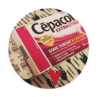Cepacol Mixed Berry Sore Throat & Cough Lozenges uploaded by Sarah M.