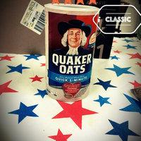 Quaker® Oats Quick 1-minute Oats uploaded by Honor N.