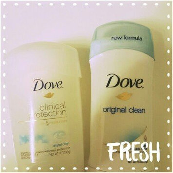 Photo of Dove® Original Clean Antiperspirant & Deodorant uploaded by Jamie M.