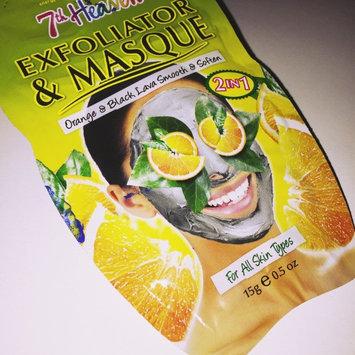 Photo of 7th Heaven Exfoliator & Masque Black Lava & Orange Peel uploaded by Marilyn L.