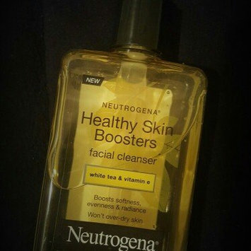 Photo of Neutrogena® Healthy Skin Boosters Facial Cleanser uploaded by Brieanna L.