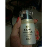 Olay CC Cream Total Effects Daily Moisturizer plus Touch of Foundation uploaded by Soniya B.