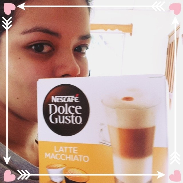 Krups Nescafe 27326 Coffee Pods, Dolce Gusto Latte Macchiato uploaded by Katherine C.