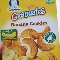 Gerber Graduates for Toddlers Cookies uploaded by Ana A.