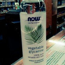 Photo of NOW Foods Solutions Vegetable Glycerine - 16 fl oz uploaded by Jessica E.