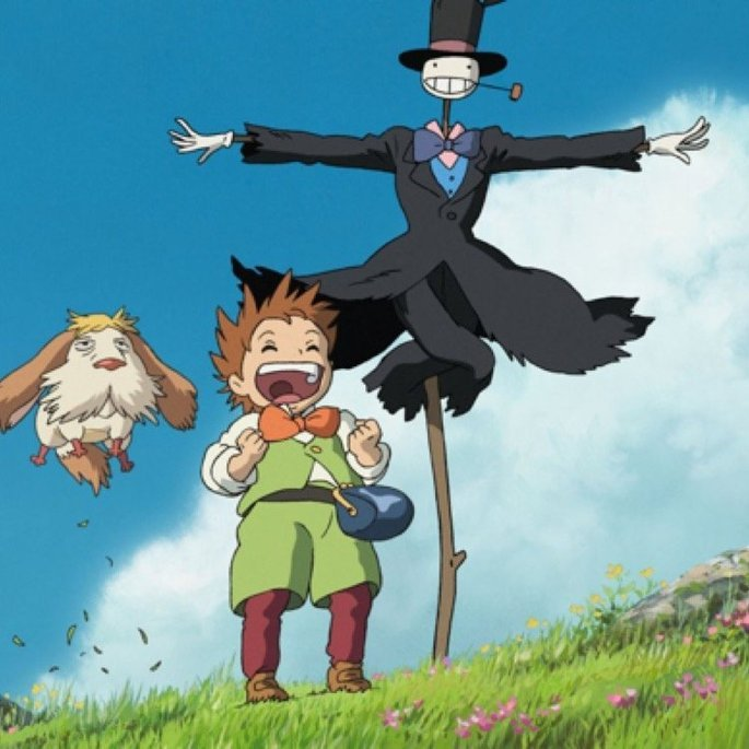 Howl's Moving Castle (Blu-ray + DVD) (Widescreen) uploaded by Emily S.