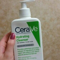 CeraVe Hydrating Cleanser uploaded by megan l.