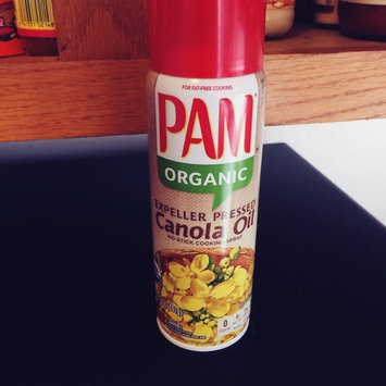 Photo of Pam Organic Canola Oil Cooking Spray 5 Oz Aerosol Can uploaded by Kayla B.