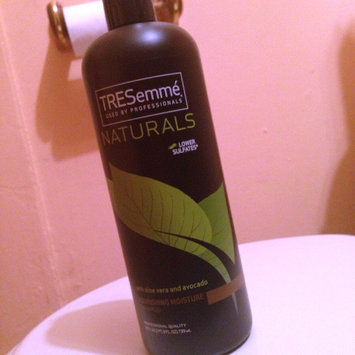 Photo of TRESemmé Naturals Nourishing Moisture Shampoo  uploaded by Kayla P.