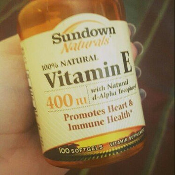 Sundown Naturals Vitamin E uploaded by Maridania C.