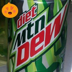 Photo of Diet Mountain Dew® $0.99 16 fl. oz. Can uploaded by Cassandra F.