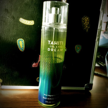 Photo of Bath & Body Works TAHITI ISLAND DREAM Fine Fragrance Mist 8 fl oz / 236 mL uploaded by Lametra B.
