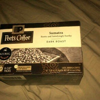 Peet's Coffee® Keurig Brewed® Sumatra Dark Roasted Coffee 4.5 oz. Box uploaded by salma Z.