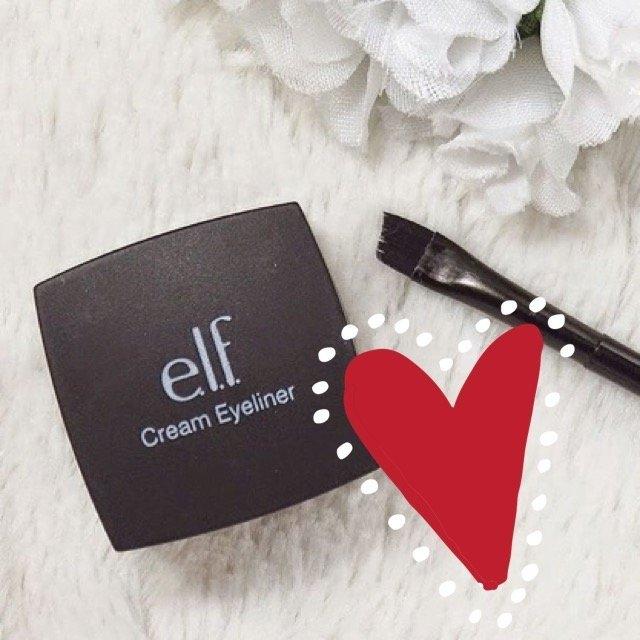 e.l.f. Cream Eyeliner - Midnight uploaded by Lourdes H.
