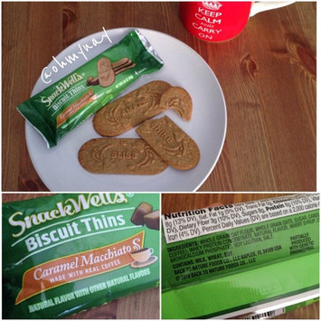 SnackWell's Caramel Macchiato Biscuit Thins uploaded by Nayrobi C.