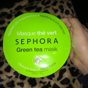 Photo of SEPHORA COLLECTION Face Mask Green Tea Mattifying & Anti-blemish uploaded by Brooke C.