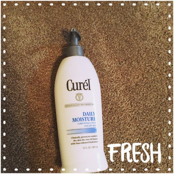 Photo of Curél® DAILY HEALING ORIGINAL LOTION FOR DRY SKIN uploaded by Hailey L.