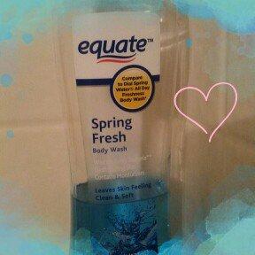 Equate Spring Fresh Body Wash, 21 fl oz uploaded by Marionette D.