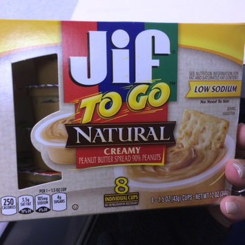 Photo of Simply Jif Peanut Butter Creamy uploaded by Megan K.