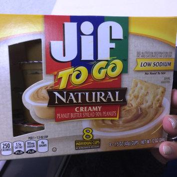 Photo of Simply Jif Peanut Butter Creamy uploaded by Christina K.