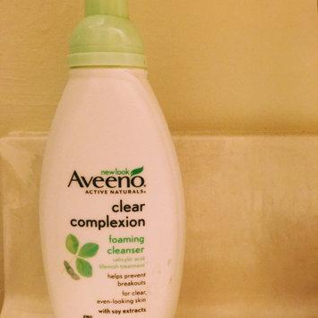 Aveeno Positively Radiant Cleanser uploaded by Elizabeth B.