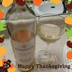Beringer White Zinfandel Moscato Wine 750 ml uploaded by Cruz G.