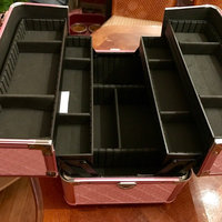 SEPHORA COLLECTION Embossed Traincase - Pink Quilted uploaded by Willa L.