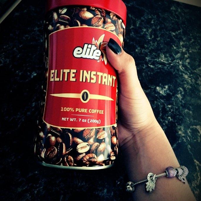 Elite Instant 100% Pure Coffee uploaded by Amanda E.