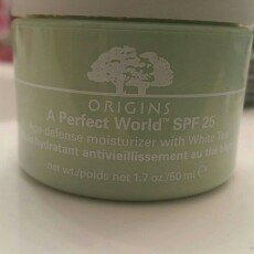 Origins A Perfect World SPF 25 Age-Defense Moisturizer with White Tea uploaded by D'Ana D.