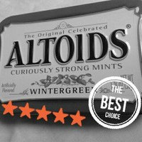 Altoids Peppermint Mints uploaded by Dulce O.