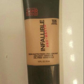 Photo of L'Oréal Paris Infallible® Pro-Matte Foundation uploaded by Brieanna L.
