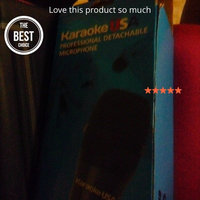 EMERSON M189 PROFESSIONAL DYNAMIC MICROPHONE WITH DETACHABLE CORD uploaded by shaniqua j.