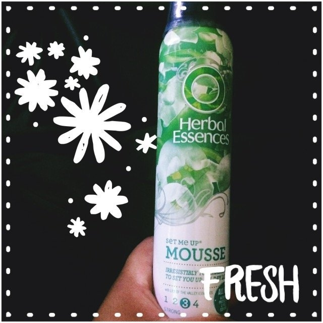 Herbal Essences Set Me Up Mousse uploaded by Ariana G.