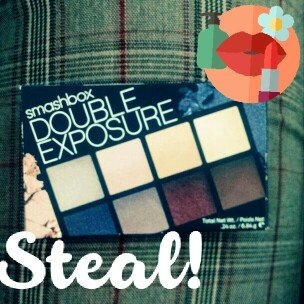 Smashbox Mini Double Exposure Palette uploaded by Mara K.