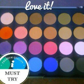 Modern Mattes - 28 Color Eyeshadow Palette uploaded by Catrall S.