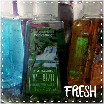 Photo of Bath & Body Works® PocketBac Lush Bamboo Waterfall Anti-Bacterial Hand Gel uploaded by Anika K.