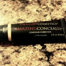Amazing Cosmetics Amazing Concealer uploaded by Kristen W.