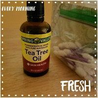 Spring Valley Pharmaceutical Grade Tea Tree Oil 2 fl oz uploaded by Danielle W.