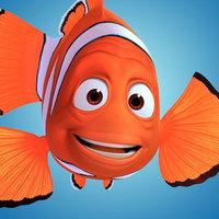 Finding Nemo  3D uploaded by Ann r.
