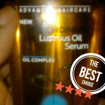 Photo of L'Oréal Paris Advanced Haircare Total Repair 5 Extraordinary Oil (All Hair Types) uploaded by Joanne W.