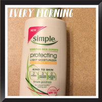 Simple Protecting Light Moisturizer SPF 15 uploaded by Kelsey S.