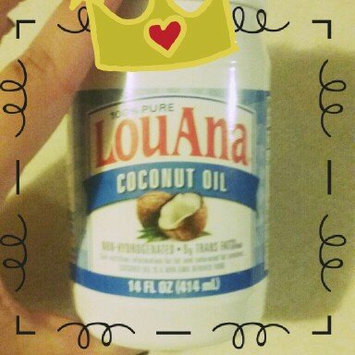 LouAna Pure Coconut Oil uploaded by Natalia M.