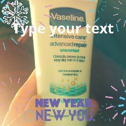 Vaseline® Intensive Care™ Advanced Repair Lotion 2 fl. oz. Tube uploaded by Jessie F.