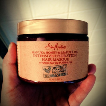 SheaMoisture Manuka Honey & Mafura Oil Intensive Hydration Hair Masque uploaded by Michelle C.
