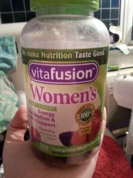 MISC BRANDS Vitafusion Women's Gummy Vitamins Complete MultiVitamin Formula uploaded by Angie H.