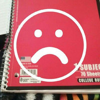 Norcom 1 Subject 70 Sheets Notebooks uploaded by Caitlyn E.