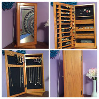 Gold & Silver Safekeeper Trifold Jewelry Cabinet By Lori Greiner uploaded by Danielle S.