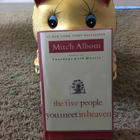 Hyperion Books The Five People You Meet in Heaven uploaded by Rae N.